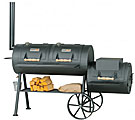 Smoky Fun Party Wagon 24""